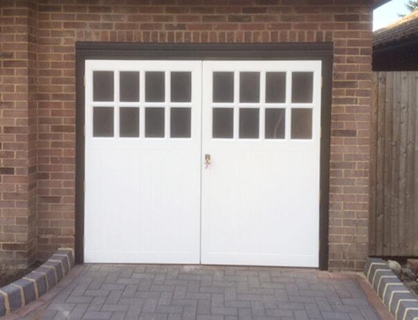 Side Hung Garage Doors In Kent From Garage Doors 4 You
