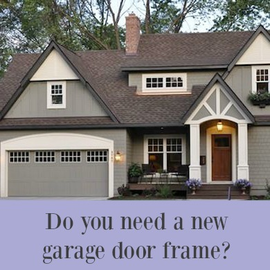 What Goes Into Prepping Your Garage Door Frame