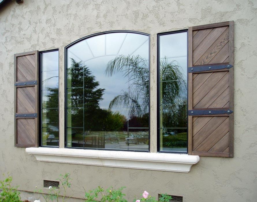 Superb Shutters  Garage Doors Inc Custom Wood Garage Doors