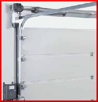 Industrial door operators
