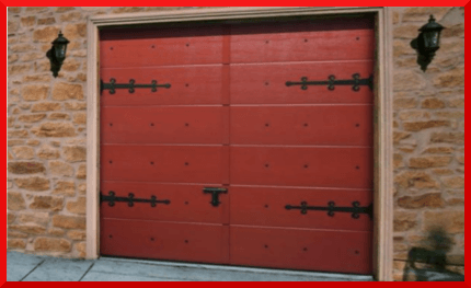 Retro Style Doors