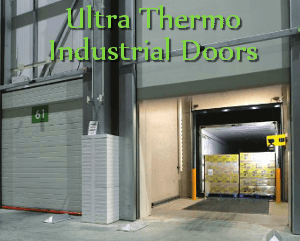 Ultra Thermo Industrial Doors
