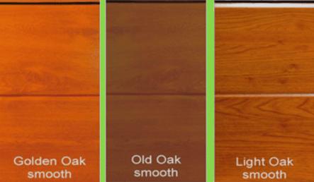 wood midrib panels