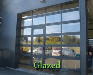 Glazed Panels Doors