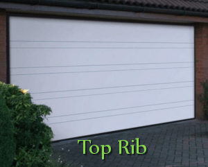 Top Rib Panels Doors