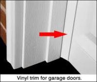 Garage Door Weather Seal Kit - Single Door