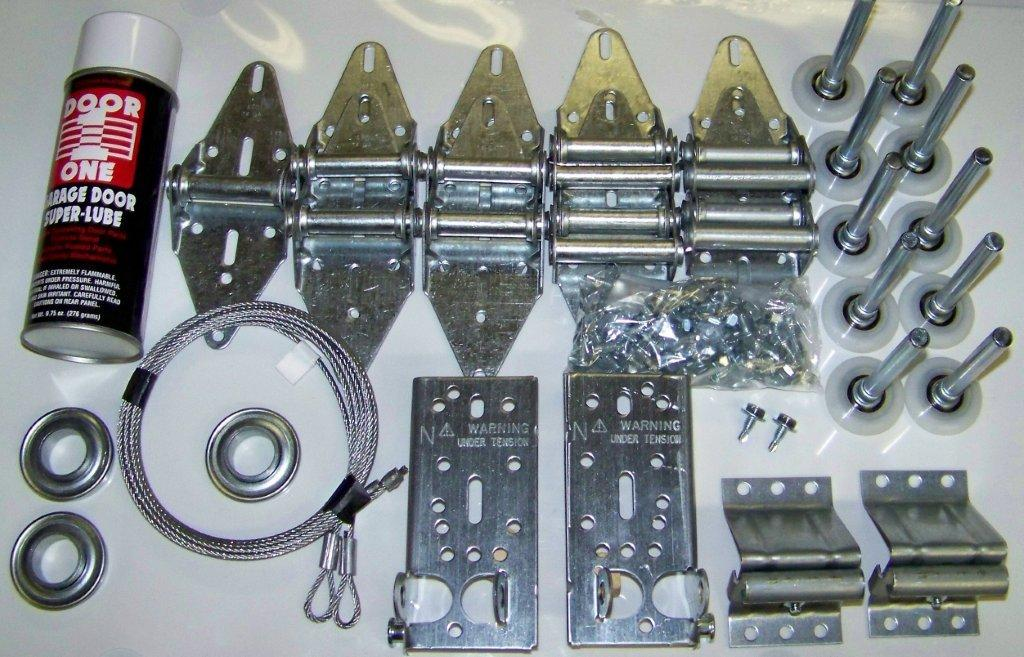 Garage Door Hardware Kit