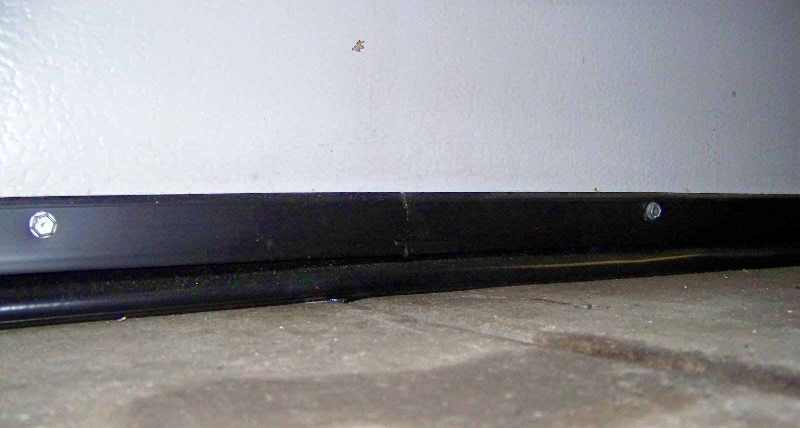 Garage Door Bottom Weather Seal KIT
