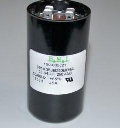 allstar garage door opener capacitor 005021 53 64 mfd garage door opener capacitor wiring diagram sears garage door capacitor [ 1997 x 2445 Pixel ]