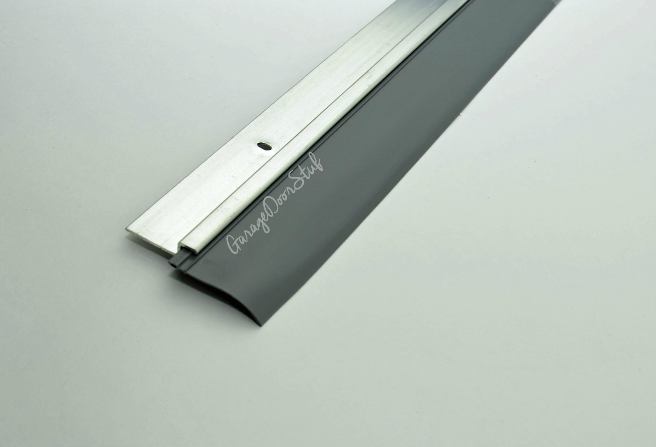 Door sweepers m d building products door bottom vinyl - Commercial door sweeps for exterior doors ...