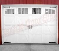 Magnetic Decorative Garage Door Hardware - Garage Door Stuff