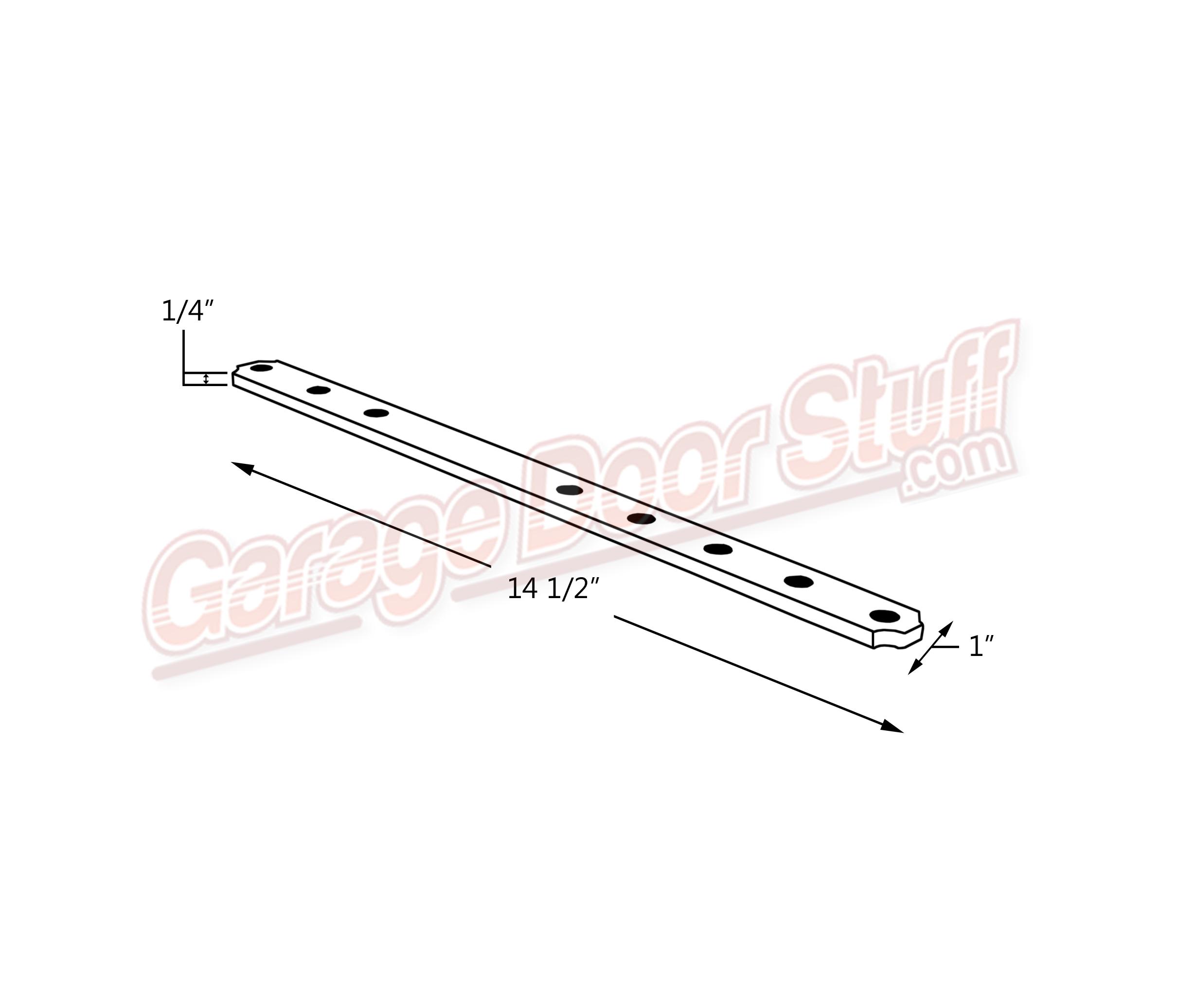 Garage Door Connector Arm