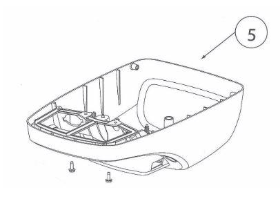 Genie 37564S Intelli-G 1200 Garage Door Opener Cover