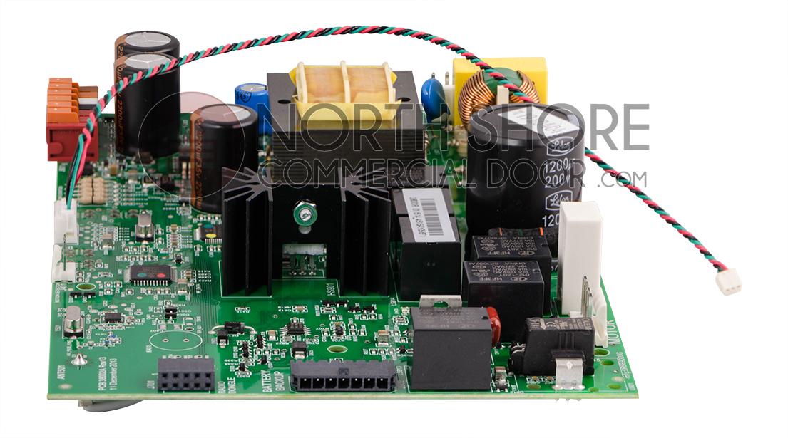 Genie Garage Door Opener Replacement Circuit Board Model 20393r