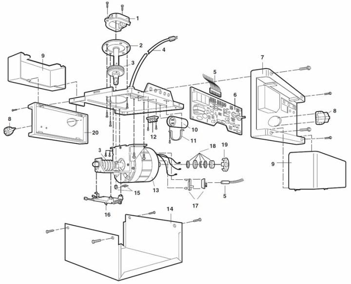 Liftmaster Spare Parts Newmotorjdi Co