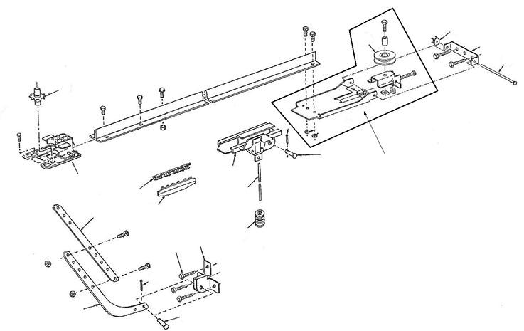 Genie Pro Max Garage Door Opener Parts Guide