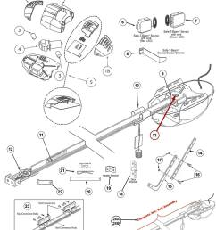 genie 1022 1024 1042 parts schematic breakdown replacing genie 1022 1024 or 1042 garage door opener  [ 966 x 1180 Pixel ]