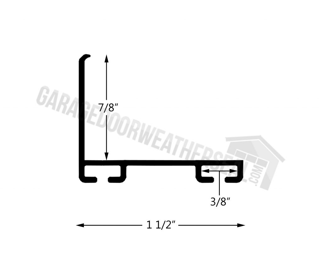 Header Seal Line Drawing