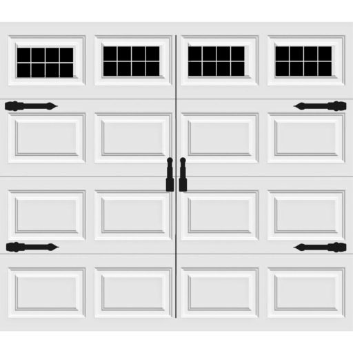 Garage Door Vinyl Window Decals: Garage Door Window Decals.com