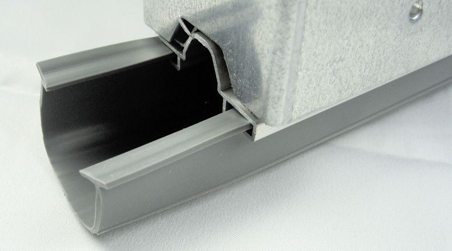 3 Inch Gray 1 4 Inch T Style Bottom Garage Door Seal Raynor Gadco