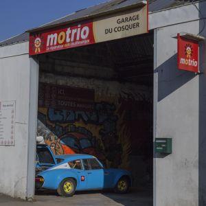 Garage auto Quimper atelier de réparation véhicules toutes marques