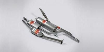 système d'échappement auto quimper pot catalytique filtre à particules