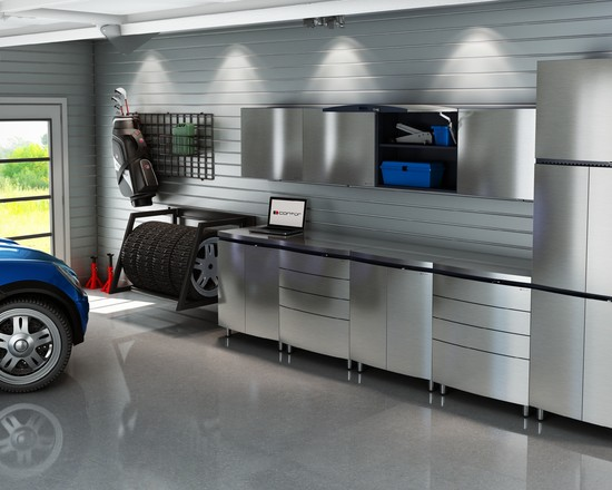 The Best Garage Cabinets Solutions Contur Cabinets