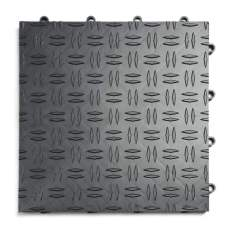 TrueLock Diamond Tile Graphite