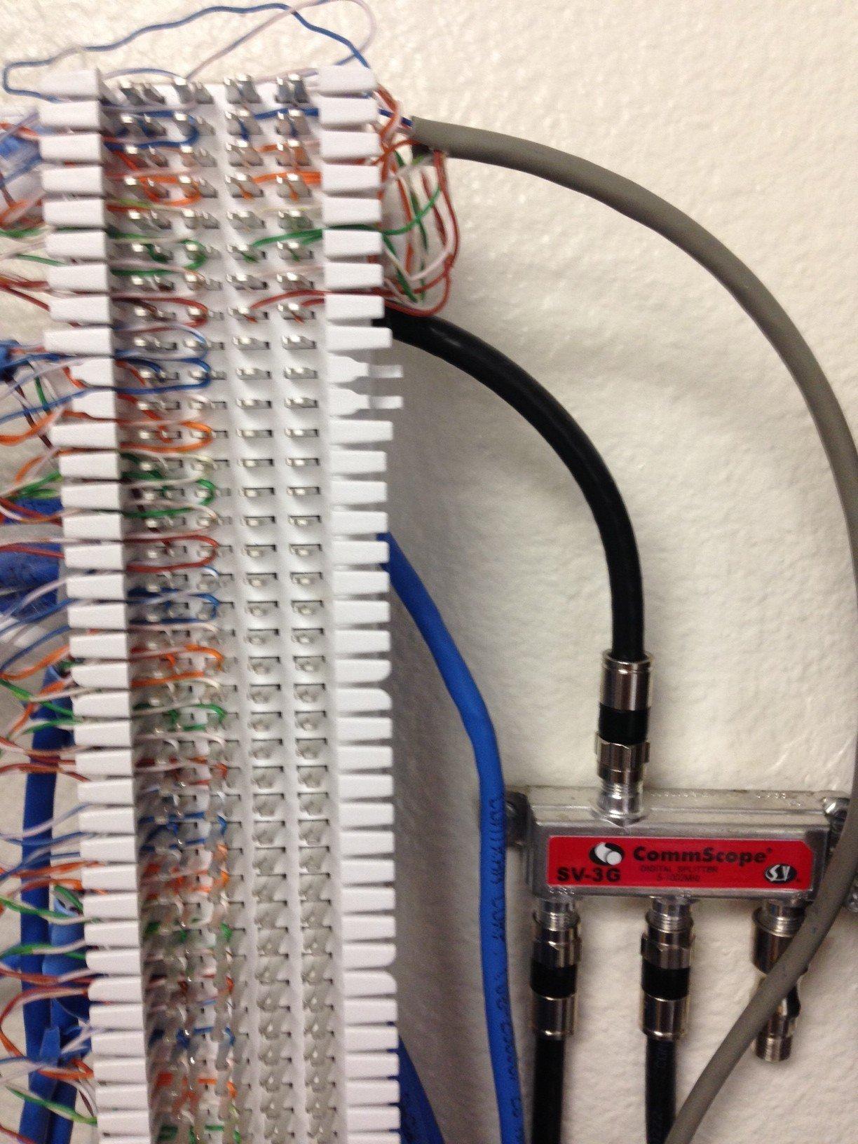 66 Block Wiring Diagram Emprendedorlink