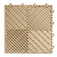 TrueLock HD Ribbed Flow Through Tile