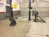 Garage Floor Coatings From Epoxy to AWF Polyurea