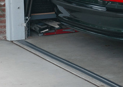 Weatherstrip garage door seal