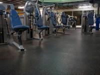Interlocking Rubber Gym Floor Tiles | GarageFlooringLLC.com