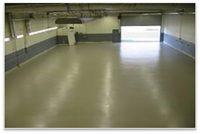 High Performance Polyurea Garage Floor Coating