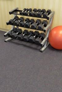 Gym Floor For Health Center & Home Fitness
