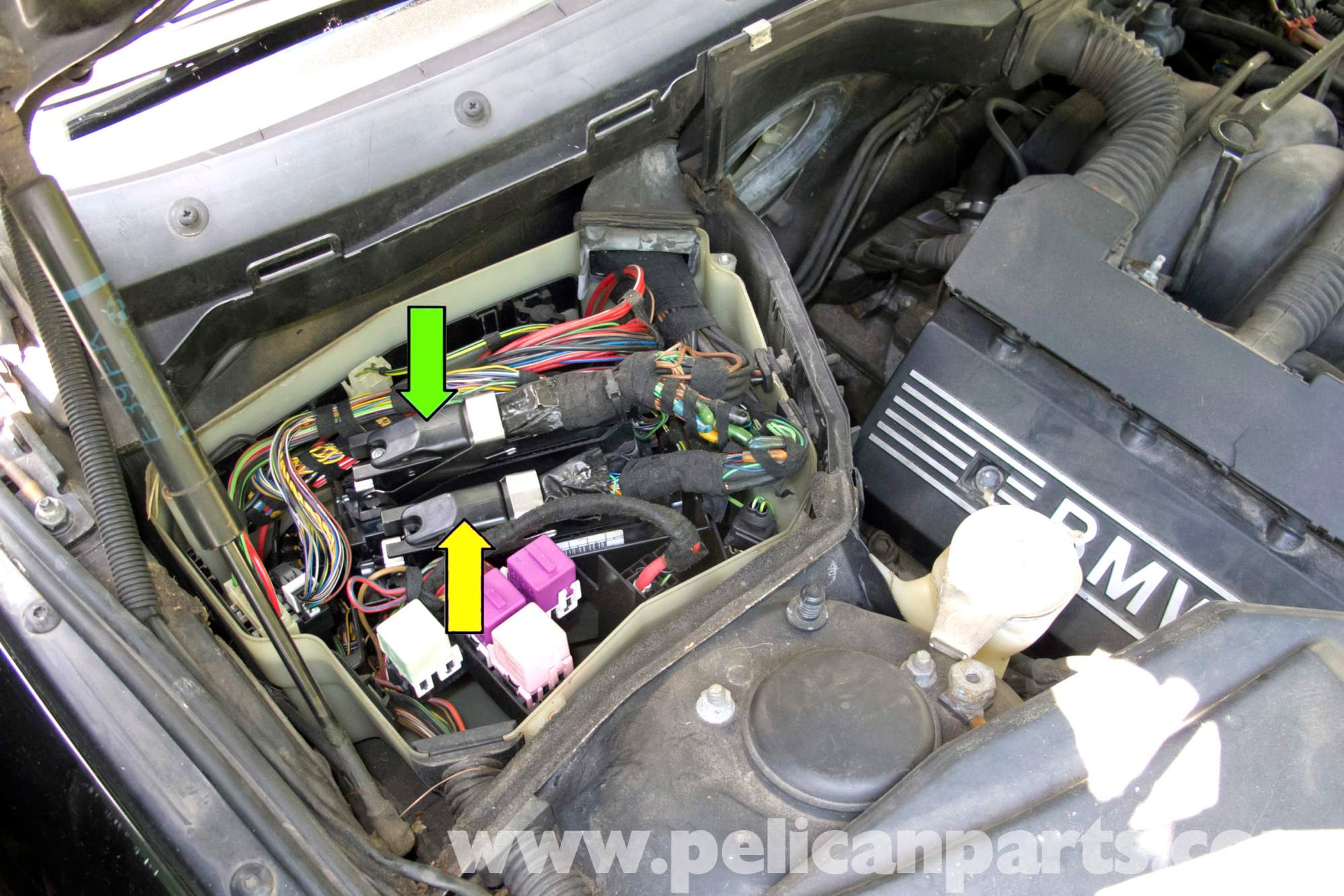 hight resolution of bmw e39 engine management systems