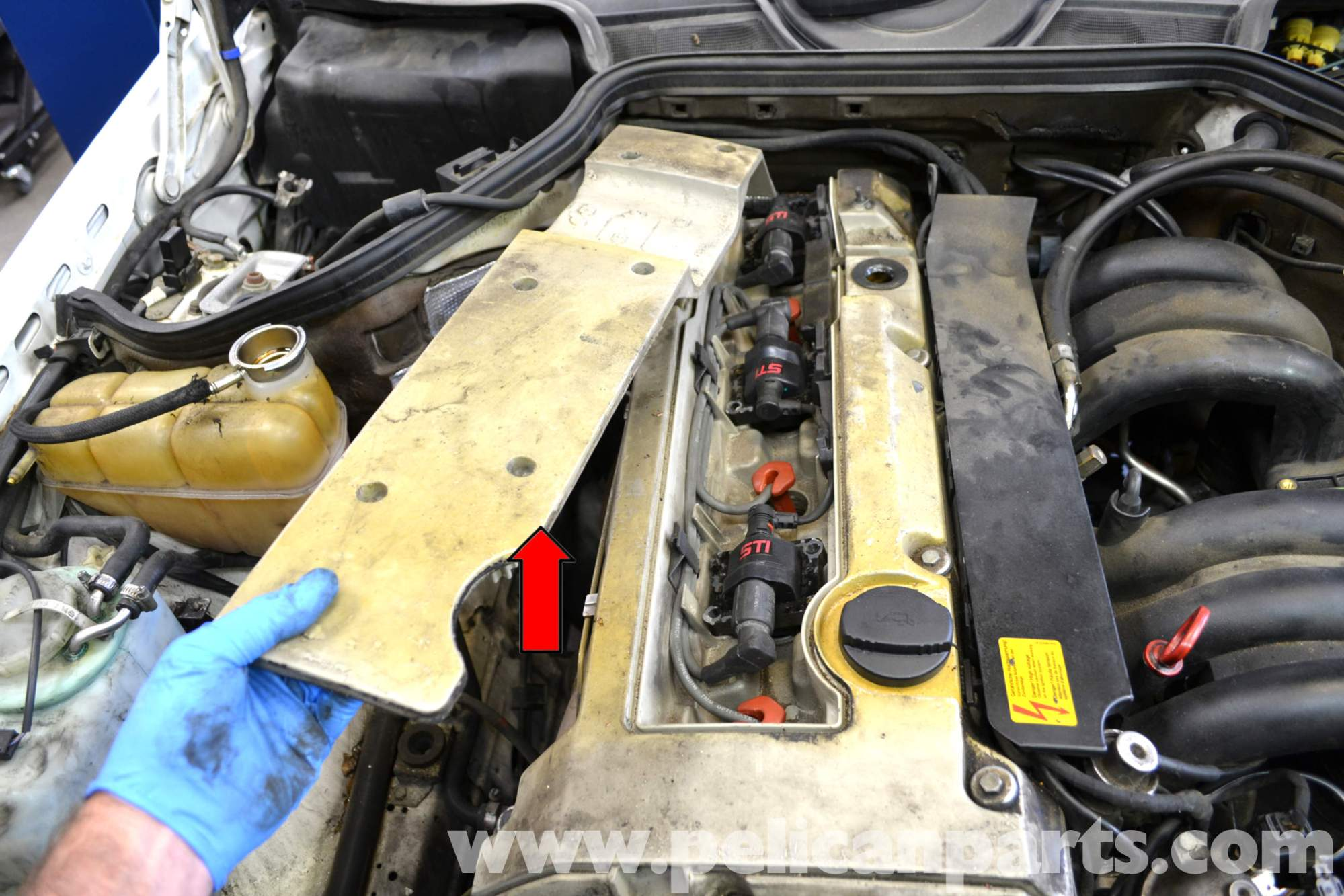 hight resolution of valve cover gasket replacement