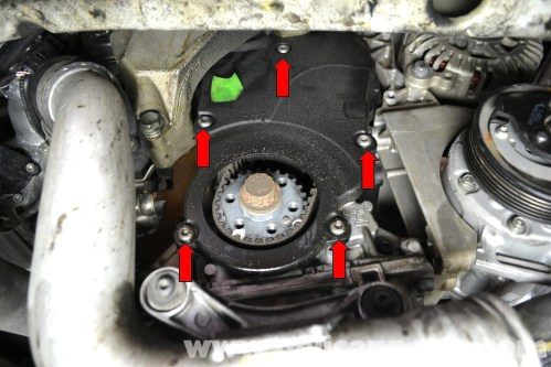 small resolution of replacing your timing belt
