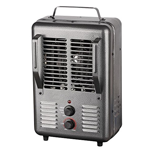 King Electric PHM-1 1500-watt Portable Milkhouse Heater ...