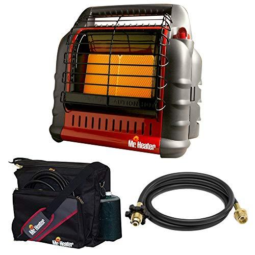 Mr. Heater Propane Big Buddy Portable Heater w/Water Res ...