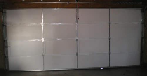 Garage Door Insulation Types Benefits And Costs