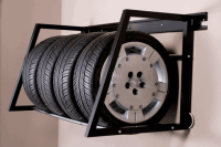 Tire Racks Seattle, Bellevue, Redmond, Everett, Garage Logix