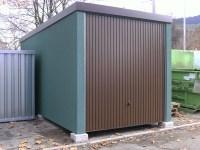Caravan Garage fr Wohnmobile, Transporter und LKW
