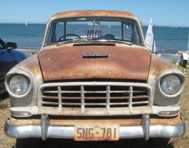 SPOTTED – Holden FC ute – King of the Ratters