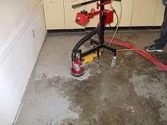 Garage Concrete Floor Photo