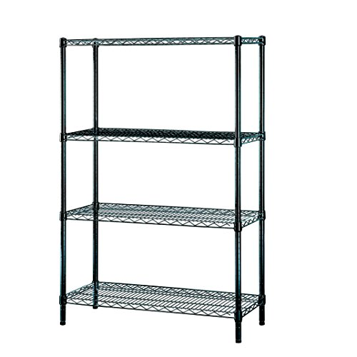 Excel ES-361454P NSF Certified Multi-Purpose 4-Tier Wire