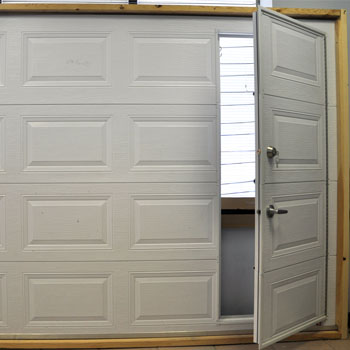 Passthrough garage doors  Solution Garage Doors