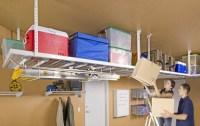 Overhead Ceiling Storage | HyLoft Ceiling Units