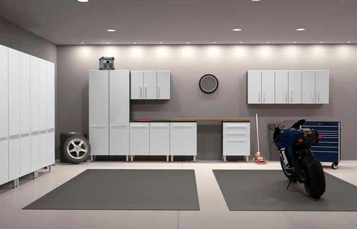 27 Garage Paint Ideas And Tips For Garage Interiors