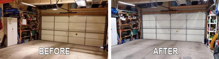 7 best lighting options for your garage